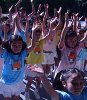 キッズ&ジュニアタレントクラスのメンバーが大活躍! 日テレグループ 夏のイベント「24時間テレビ」に毎年出演!