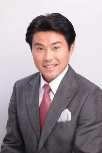 渡辺康幸氏プロフィール写真