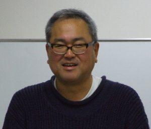 加藤講師笑顔です