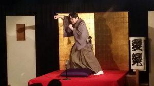 20180121_〔昼木〕発表会 愛楽師匠ダンス