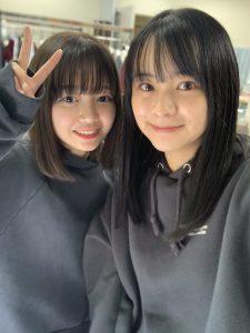 202011 優奈&真子
